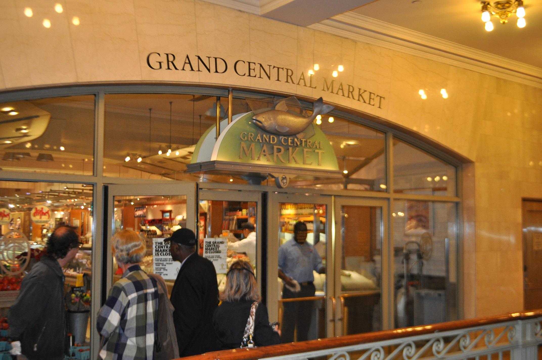 NY Food Market