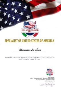 USA Travel Specialist