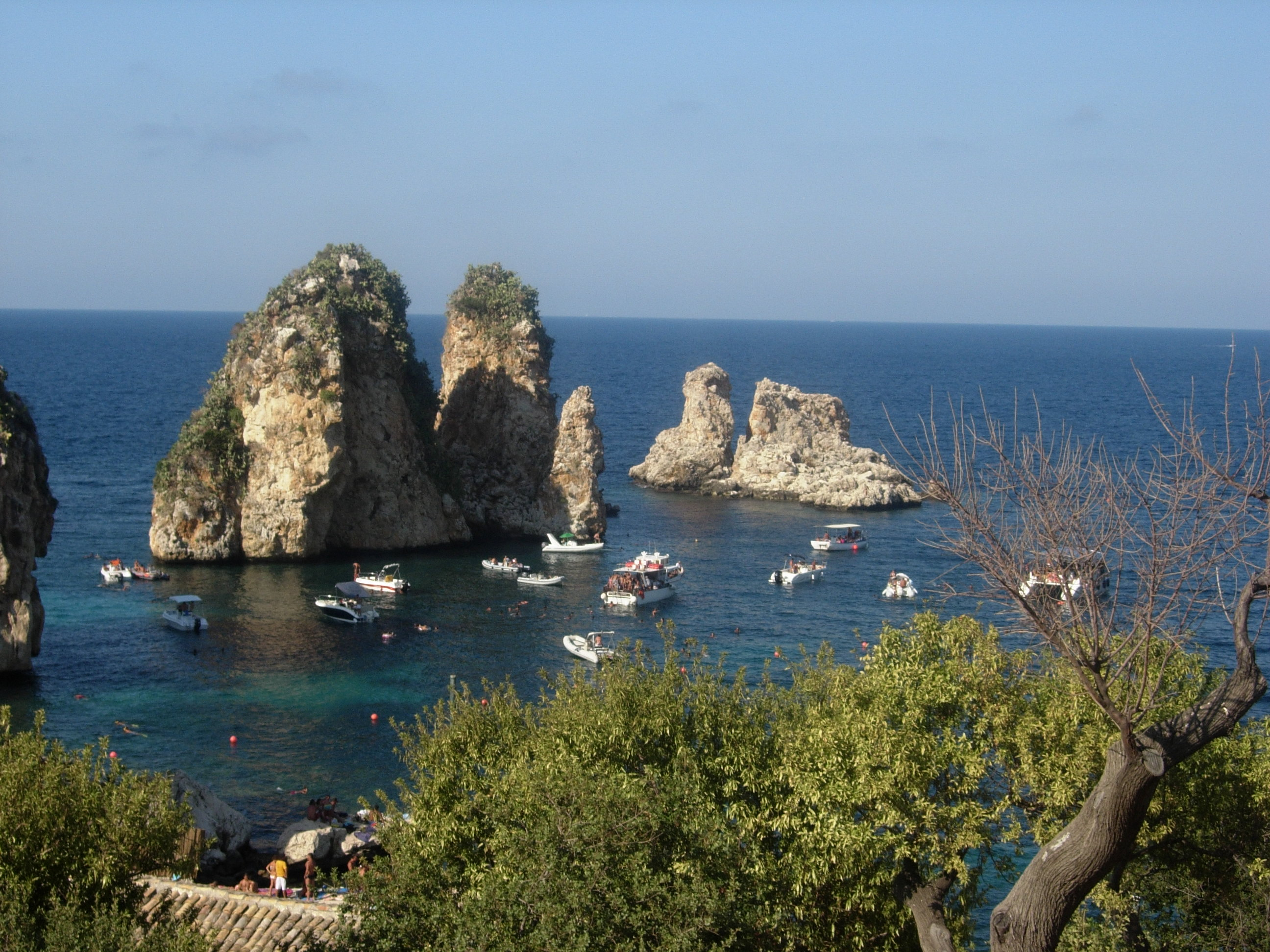 Sicily - Scopello