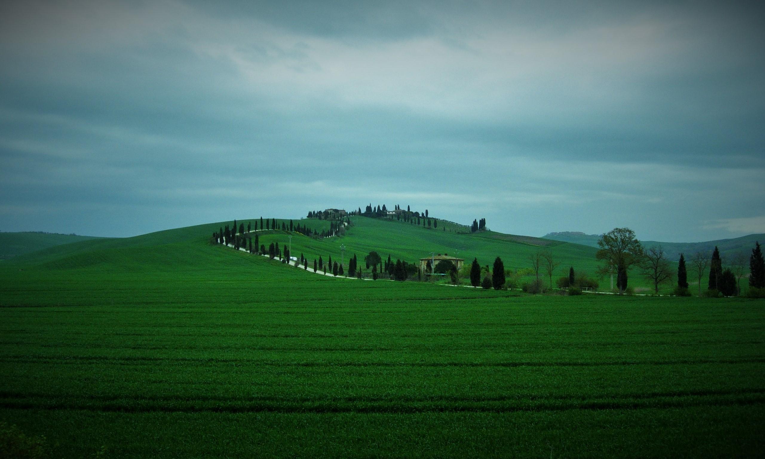 Tuscany - Hills
