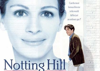 Notting Hill – Londra